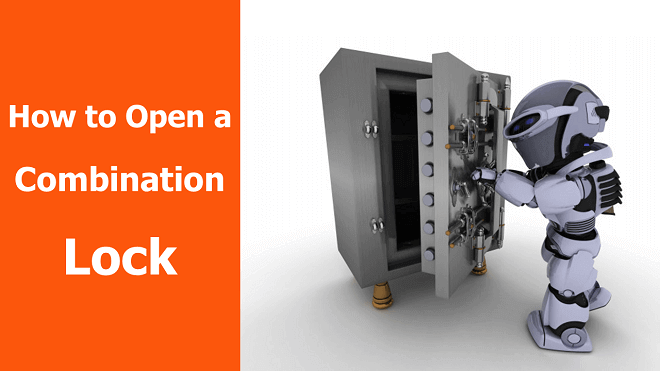 How to Open a Combination Lock Featured Image - BlogDoit
