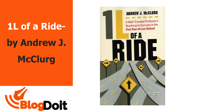 1L of a Ride- by Andrew J. McClurg
