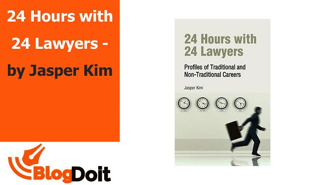 24 Hours with 24 Lawyers - by Jasper Kim